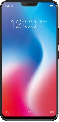 Vivo V9 (Pearl Black (Golden Line), 64 GB)(4 GB RAM)