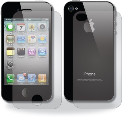 BeFunky Screen Guard for Apple iPhone 4s, Apple iPhone 4(Pack of 1)