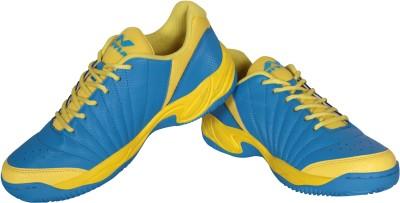 2% OFF on Nivia Rapid Tennis Shoes For Men(Blue 63562d9ed42