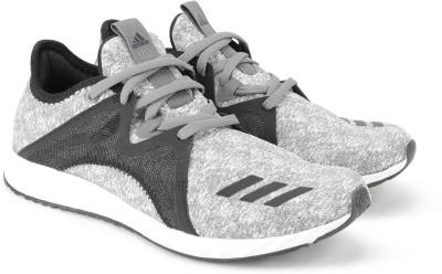 ADIDAS EDGE LUX 2 W Running Shoes For Women(Black, Grey) at flipkart