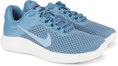 bf30ae046bbd56 30% OFF on Nike WMNS NIKE LUNARCONVERGE 2 Running Shoe For Women(Blue) on  Flipkart