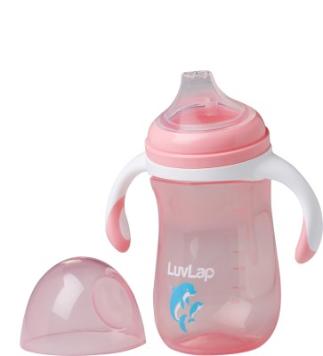 LuvLap Dolphin Spout Cup(Pink)