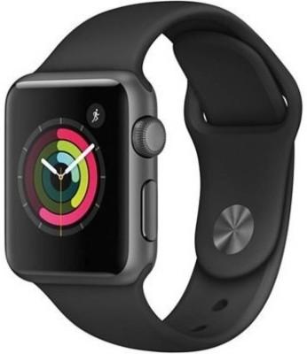 Estar MacBerry Black A1 Sport Bluetooth Smart Watch with Camera SIM+TF Card Slot & Bluetooth Headset (Black.A1watch+K1.Headset-391) (Random Color) Black Smartwatch(Black Strap FREE SIZE)