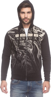 Spunk by fbb Full Sleeve Printed Men Sweatshirt at flipkart