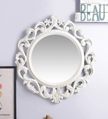 VAS Collection Home Antique2439 Decorative Mirror(Round) at flipkart