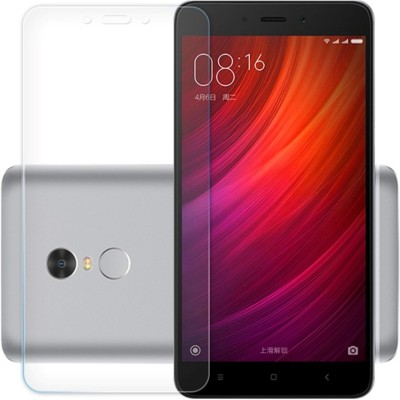 Ultra Clear Tempered Glass Guard for Mi Redmi Note 4(Pack of 1)