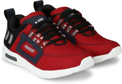 Aargent Sneakers For Men(Red