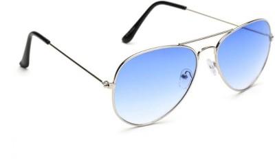 Poloport Aviator Sunglasses(Green)