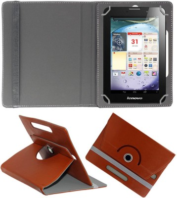 ACM Book Cover for Lenovo Ideapad A3000(Brown)