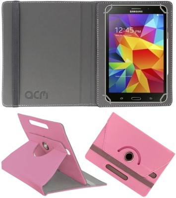 ACM Book Cover for Samsung Sm-T231(Pink)