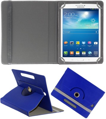 ACM Flip Cover for Samsung Galaxy Tab 3 T311(Blue, Cases with Holder)