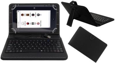 ACM Keyboard Case for Iball Slide I7218(Black, Cases with Holder)