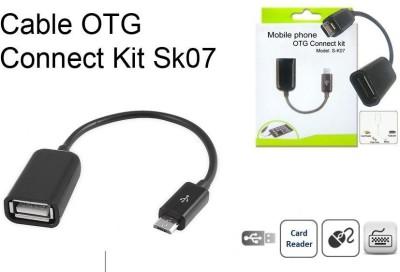 Ritansh Micro USB OTG Adapter(Pack of 1)