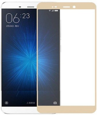 WALK THROUGH Edge To Edge Tempered Glass for COMBO OFFER REDMI|XIAOMI-NOTE 5 | NOTE 5 PRO - Curved, Edge to Edge Full Glue & Premium Full Front Body Cover CLEAR Tempered Glass / Screen Guard Protector 9H Hardness for -REDMI|XIAOMI-NOTE 5 | NOTE 5 PRO CLEAR(Pack of 1)