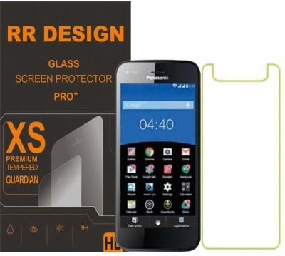 RR DESIGN Tempered Glass Guard for Panasonic Eluga S Mini(Pack of 1)