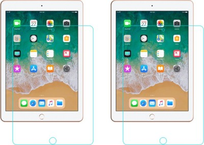 ACM Tempered Glass Guard for Apple iPad 6th Gen 9.7 inch(Pack of 2)