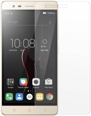 H.K.Impex Tempered Glass Guard for Lenovo Vibe K5 Note,lenovo vibe k5 note tempered glass in mobile screen guard(full body cover glass)(Pack of 1)