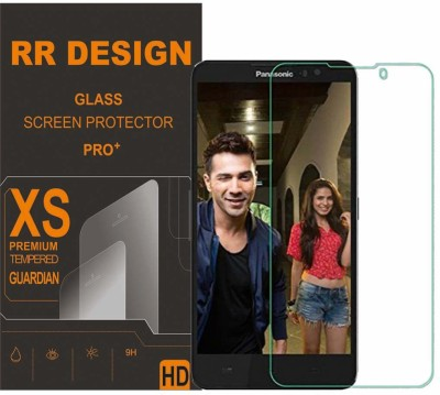 Gulivers Tempered Glass Guard for Panasonic Eluga S(Pack of 1)