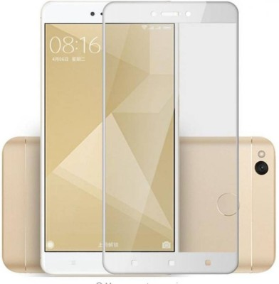 9H Tempered Glass Guard for Mi Redmi Note 4(Pack of 1)