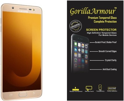 Gorilla Armour Tempered Glass Guard for Samsung Galaxy J7 Max