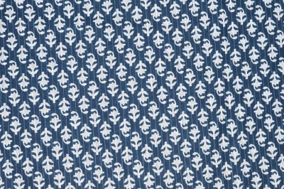 Rajcrafts 5-MTR_RHF_0033 Indgio Blue Cotton Fabric 5 Meter Screen Printed Cotton Fabric Printed In Jaipur, Fabric, Running Fabric, Cotton Fabric, Dress Runnig fabric,Handmade Fabric , Hand block Fabric, Fabric By Meter, Cotton Fabric For men, Cotton fabric for woman Sofa Fabric(Blue 5 m)