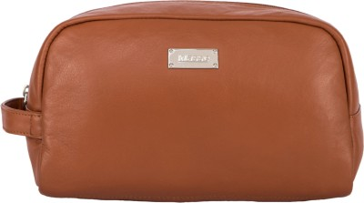 Klasse Smart N Multipurpose Travel Toiletry Kit Tan