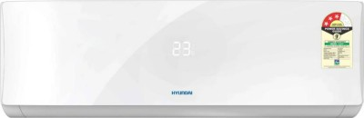 View Hyundai 1.5 Ton 3 Star BEE Rating 2018 Inverter AC  - White(HY4SB54.WVO-OL, Copper Condenser)  Price Online
