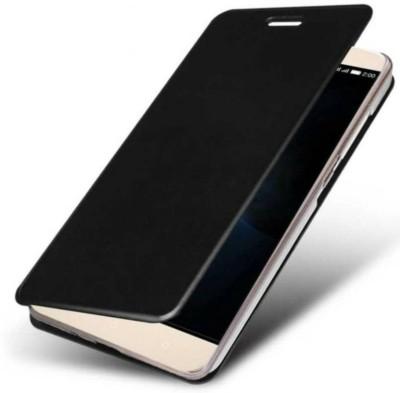 Mozette Flip Cover for Lenovo K6 Power Black