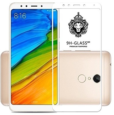 iZAP Tempered Glass Guard for Mi Redmi Note 5(Pack of 1)