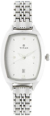 Titan Raga Analog Mother Of Pearl Dial Women