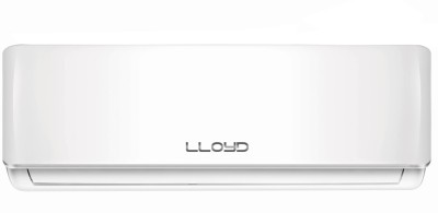 Lloyd 1.5 Ton 2 Star BEE Rating 2018 Split AC  - White(LS19B22AB, Copper Condenser)