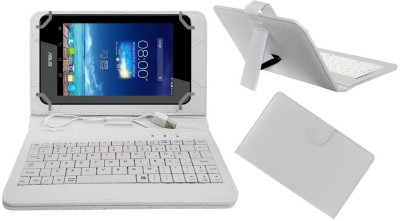 ACM Keyboard Case for Asus Padfone Mini(White, Cases with Holder)