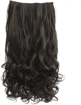 Fully Curly Synthetic  Extensions,  Extension For Women & Girls Hair Extension