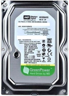 WD Internal 250 GB Desktop Internal Hard Disk Drive (250GB)