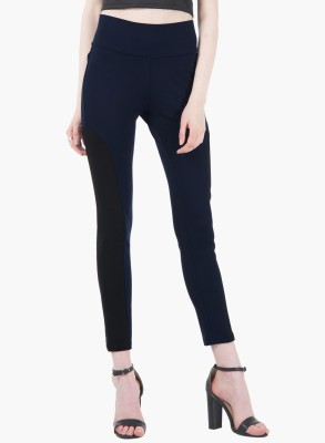 FabAlley Blue Jegging(Solid)
