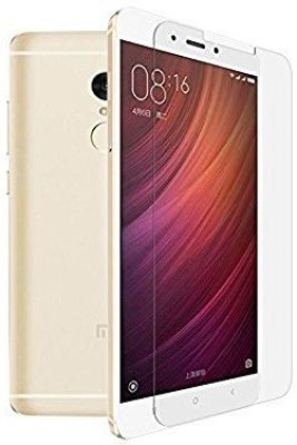 Phonicz Retails Tempered Glass Guard for Mi Redmi 4(Pack of 1)