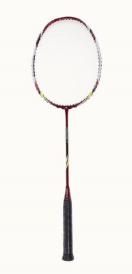 APACS Vanguard -11 Red Red Unstrung Badminton Racquet(G1 - 4 Inches, 90 g)