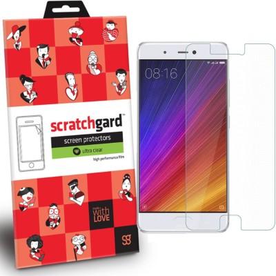 Scratchgard Screen Guard for Ultra Clear, Mi Redmi 5(Pack of 1)