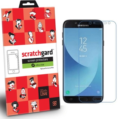 Scratchgard Edge To Edge Tempered Glass for Samsung Galaxy J7 Prime - Full Cover(Pack of 1)