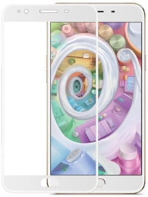 Loopee Tempered Glass Guard for Oppo F3(Pack of 1)