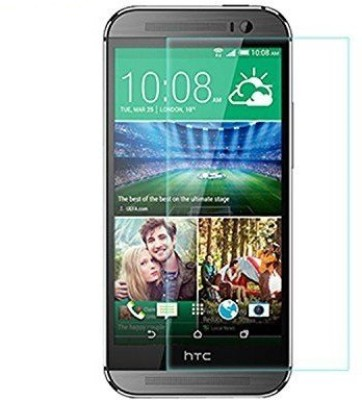 Zootkart Tempered Glass Guard for Htc M8(Pack of 1)