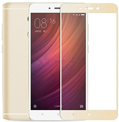 AmericHome Tempered Glass Guard for Redmi 4A (Released 2016, November( 5 INCHES SCREEN)(Pack of 1)