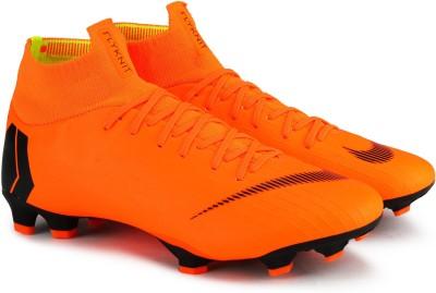 Nike SUPERFLY 6 PRO FG Football Shoes For Men(Orange) 1