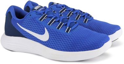 Nike NIKE LUNARCONVERGE Running Shoes For Men(Blue) 1