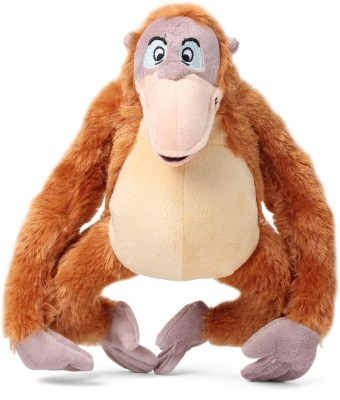 DISNEY King Louie   20 cm Brown DISNEY Soft Toys