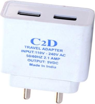 C2D asd65 Mobile Charger white