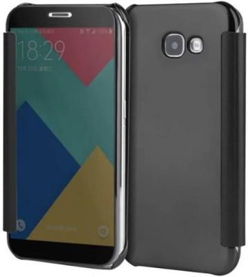 TGK Flip Cover for Samsung Galaxy J7 Max(Black, Shock Proof)
