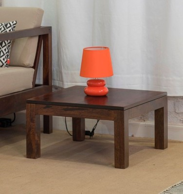 The Jaipur Living Solid Wood Coffee Table(Finish Color - Honey Brown)