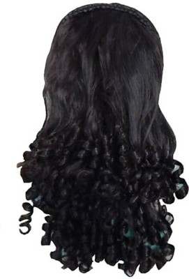 Abrish party Hair Extension