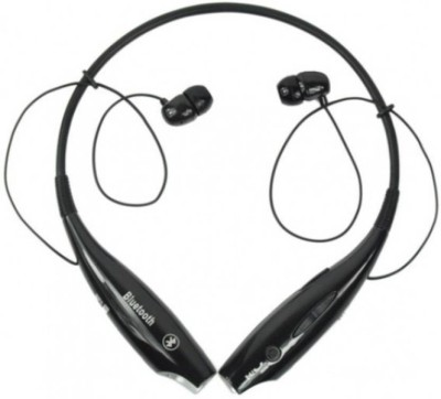 CYXUS Hbs 730 Bluetooth Original HEADSET Wireless Headphone With Mic  Color  Black  Smart Headphones Wireless CYXUS Smart Headphones